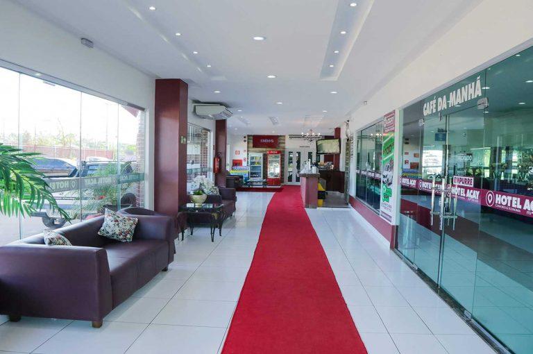 Hotel Açay - O melhor hotel em Santarém PA (41)