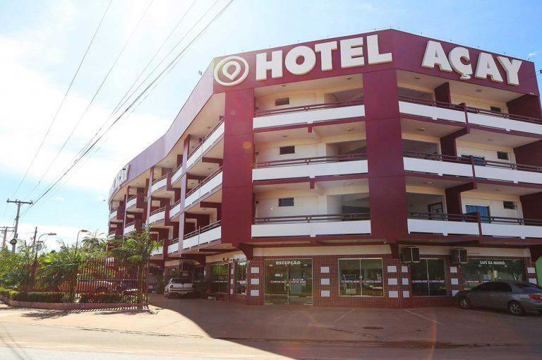Hotel Açay - O melhor hotel em Santarém PA (44)