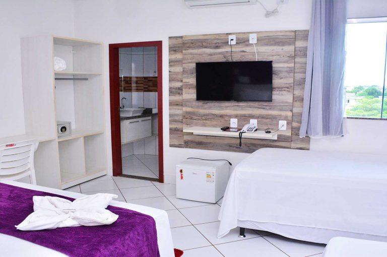 Hotel Açay - O melhor hotel em Santarém PA (64)