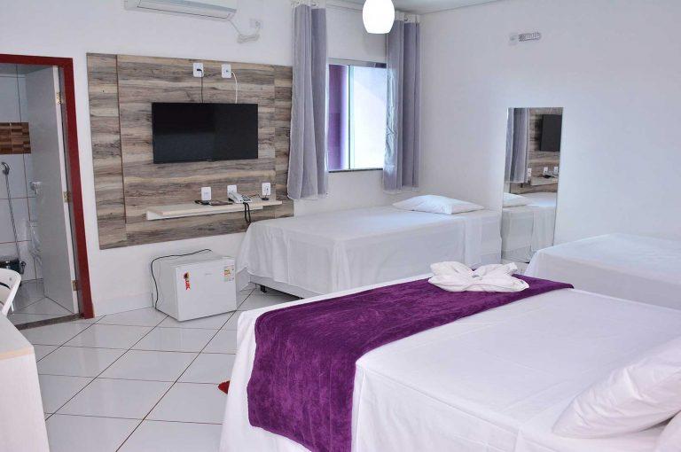 Hotel Açay - O melhor hotel em Santarém PA (66)