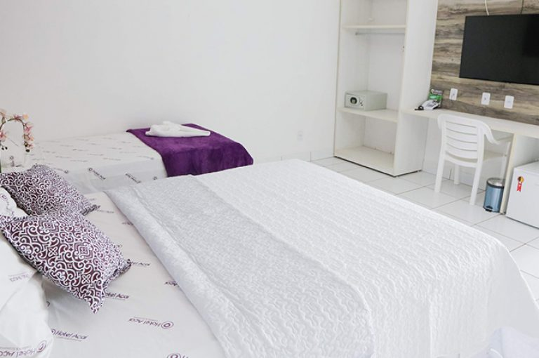 Hotel Açay - O melhor hotel em Santarém PA
